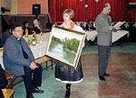 Aukcija slika za pastoralni centar